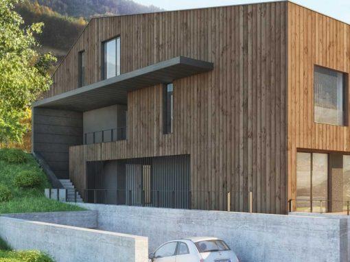 Oberegger Project KG · Architekturvisualisierung