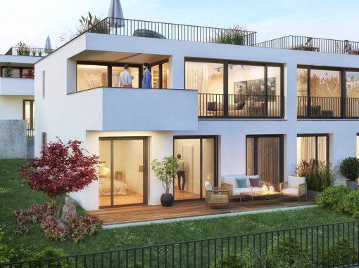 Immo Invest Now AG Zürich · Architekturvisualisierung