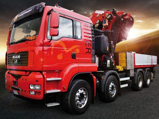 Bayer Transporte KG · CI, Druck, Webdesign