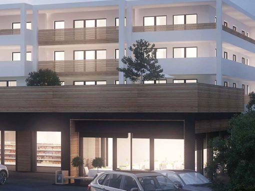 Immobilienservice GmbH · Architekturvisualisierung