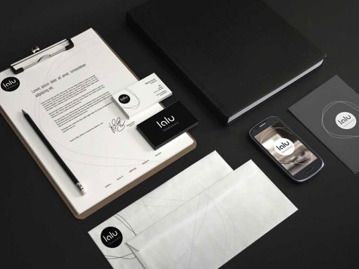 lanaluxury · CI, Print, Webdesign, Werbefotografie